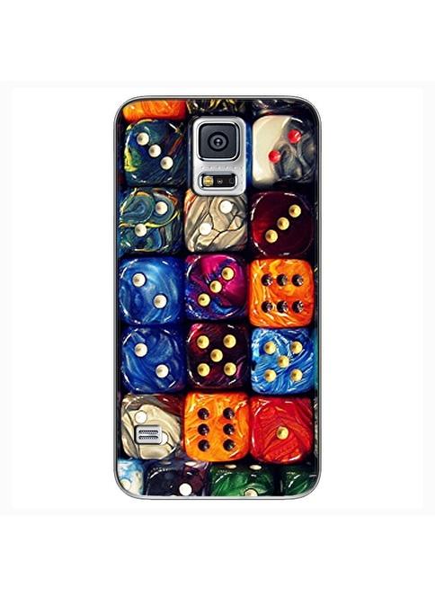 People's Cover Samsung S5 Mini Kabartmalı Telefon Kılıfı Renkli